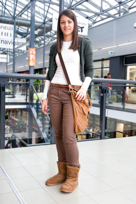 winter/spring outfit
